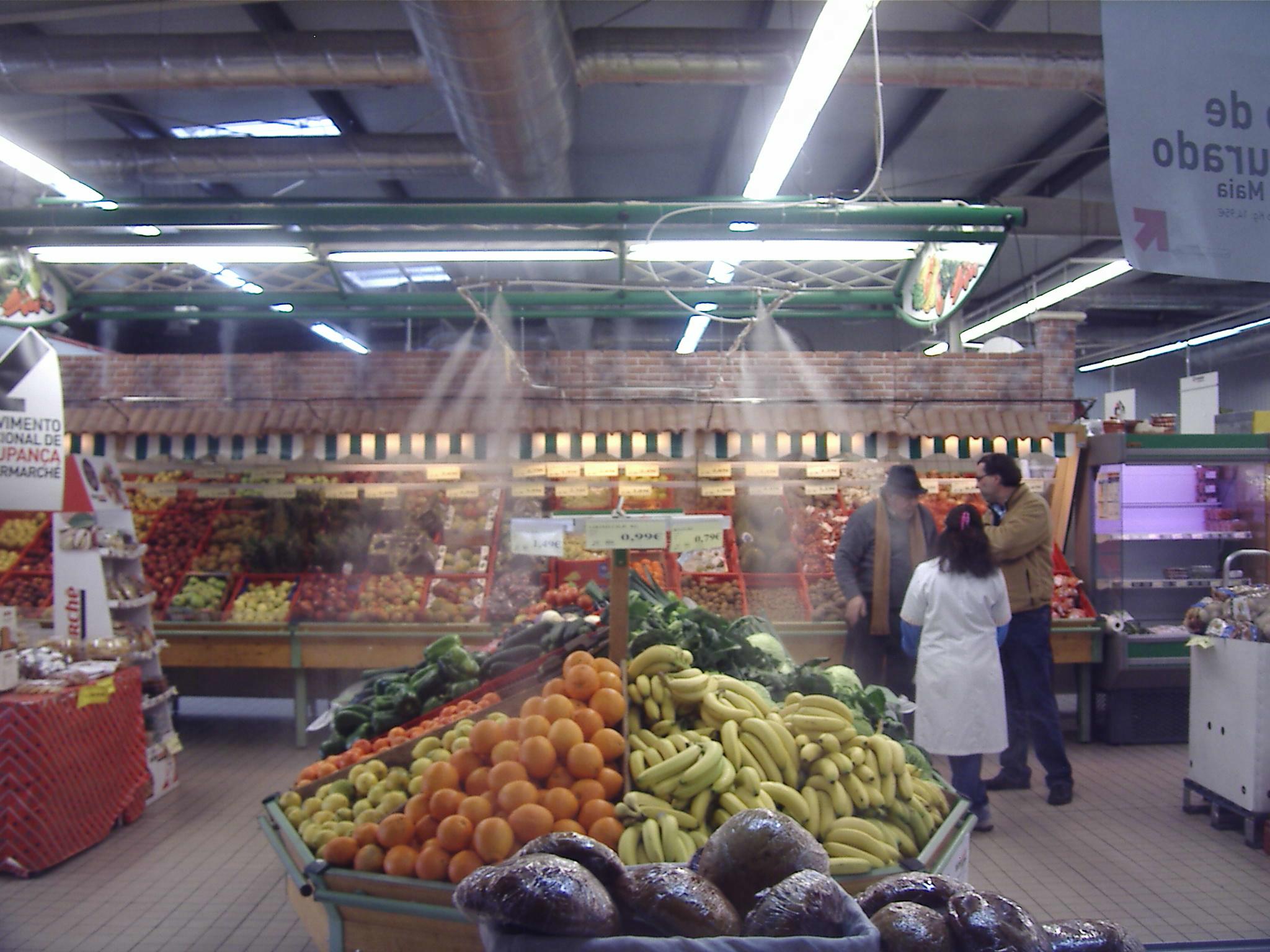 Fruites et légumes